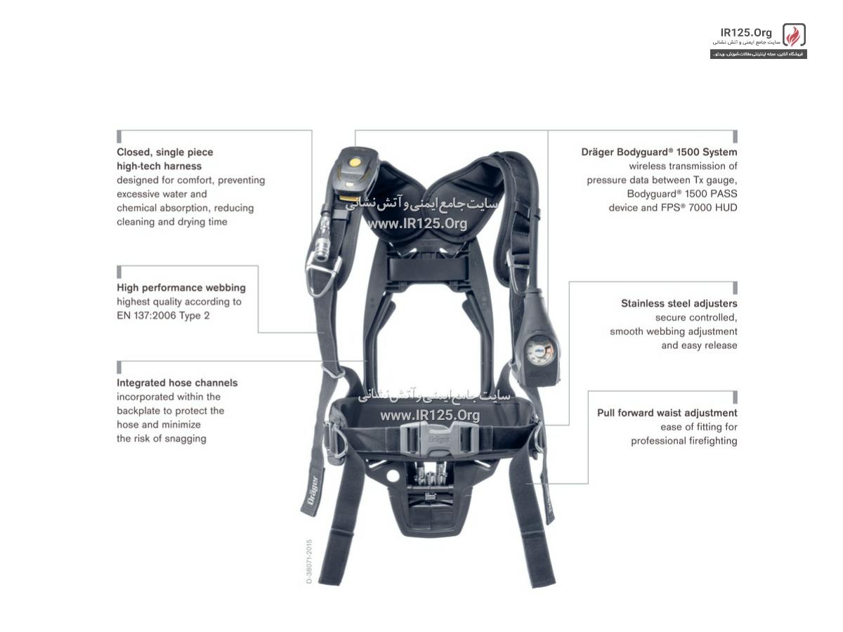 مشخصات دستگاه تنفسی pss4000