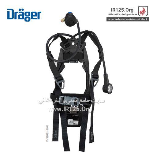 دستگاه تنفسی paslite drager