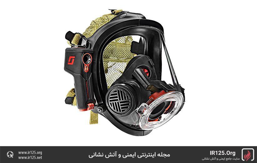 عکس ماسک تمام صورت دستگاه تنفسی