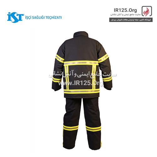 لباس عملیاتی آتش نشانی ist ترکیه