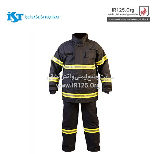 لباس عملیاتی آتش نشانی ترک